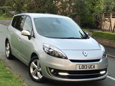 RENAULT GRAND SCENIC MPV 1.6 TCe Dynamique TomTom 5dr
