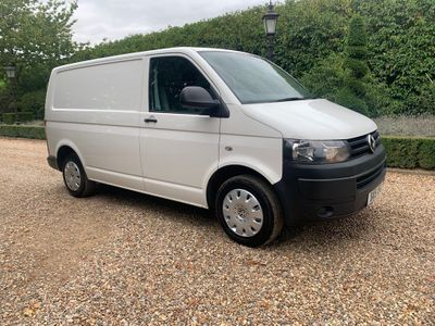 Volkswagen Transporter Panel Van 2.0 BiTDI T30 BlueMotion Tech Edition FWD 5dr