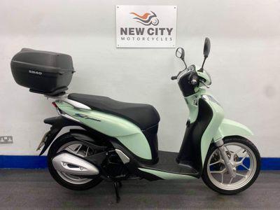 Honda SH MODE Scooter 125