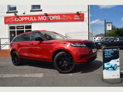 Land Rover Range Rover Velar SUV 2.0 D180 S Auto 4WD (s/s) 5dr