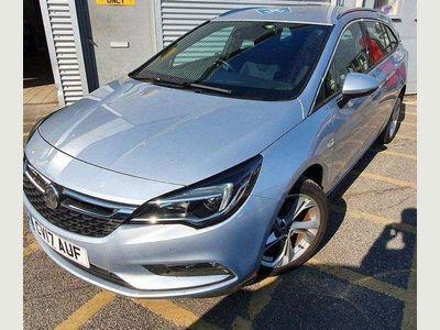 Vauxhall Astra Estate 1.6 CDTi SRi Nav Sports Tourer Auto 5dr