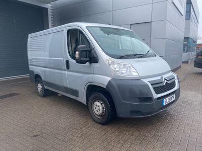 Citroen Relay Panel Van 2.2 HDi 30 L1H1 Enterprise Special Edition Panel Van 4dr