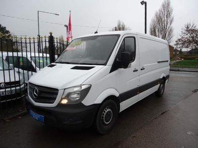 Mercedes-Benz Sprinter Panel Van 2.1 CDI 314 Panel Van 5dr (EU6, MWB)