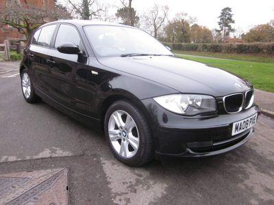 BMW 1 Series Hatchback 2.0 118i SE Auto 5dr