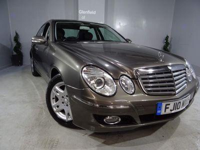 Mercedes-Benz E Class Saloon 3.0 E280 CDI Elegance G-Tronic 4dr