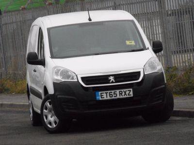 Peugeot Partner Panel Van 1.6 HDi Professional L1 625 4dr