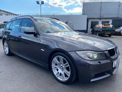 BMW 3 Series Estate 320d M Sport Touring 5dr