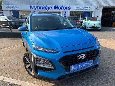 Hyundai KONA SUV 1.0 T-GDi Play (s/s) 5dr