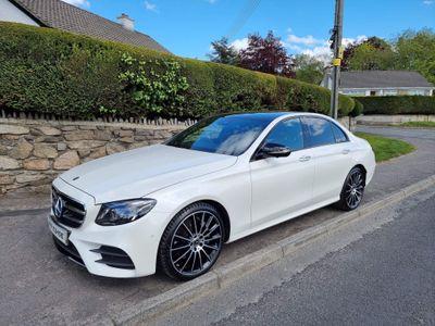 Mercedes-Benz E Class Saloon 2.0 E220d AMG Line Night Edition (Premium Plus) G-Tronic+ (s/s) 4dr