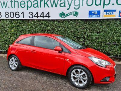 Vauxhall Corsa Hatchback 1.4i ecoFLEX Energy 3dr (a/c)