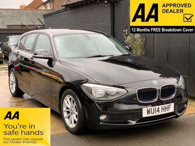 BMW 1 Series Hatchback 1.6 116d EfficientDynamics Business Edition 5dr
