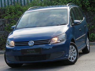 Volkswagen Touran MPV 1.6 TDI BlueMotion Tech S 5dr (7 Seat)