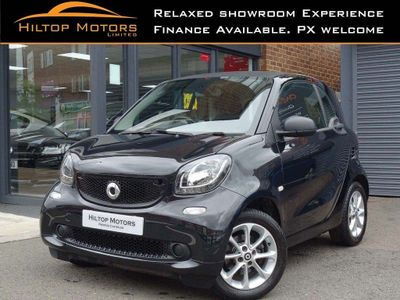 Smart fortwo Coupe 1.0 Passion (s/s) 2dr