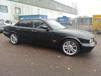Jaguar XJ Saloon XJR 4.2 V8 saloon