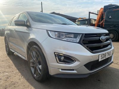 Ford Edge SUV 2.0 TDCi ST-Line Powershift AWD (s/s) 5dr