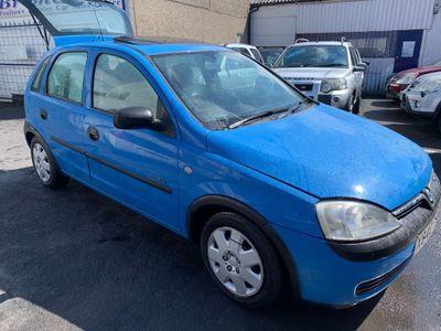 Vauxhall Corsa Hatchback 1.0 i 12v Comfort 5dr