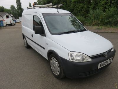 VAUXHALL COMBO Panel Van 1.3 CDTi 2000 Direct From BT.