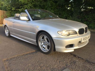 BMW 3 Series Convertible 2.0 318Ci Sport 2dr