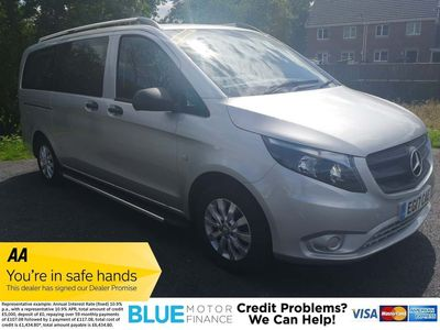 Mercedes-Benz Vito Other 2.1 114 CDi BlueTEC SELECT Tourer RWD L2 EU6 (s/s) 5dr