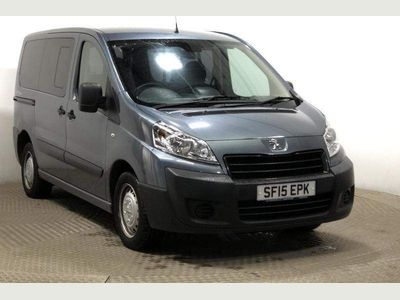 Peugeot Expert Tepee Other 2.0 HDi L1 Tepee Comfort Combi 4dr