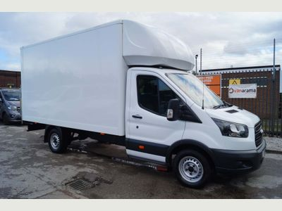 Ford Transit Luton 350 2.0TDCi LUTON WITH TAIL-LIFT XLWB