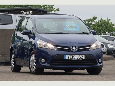 Toyota Verso MPV 1.6 D-4D Active (s/s) 5dr