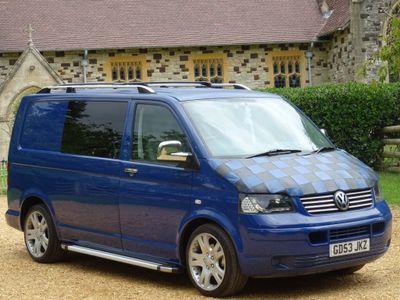 Volkswagen Transporter Panel Van 1.9 TDi T28 Camper converted / Day van