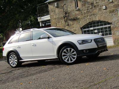 Audi A4 Allroad Estate 2.0T FSi Quattro S Tronic