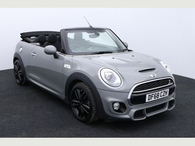MINI Convertible Convertible 2.0 Cooper S Works (s/s) 2dr