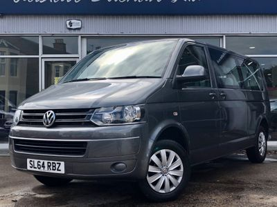 Volkswagen Transporter Shuttle Other 2.0 TD T30 SE Mini Bus DSG 4dr (LWB)