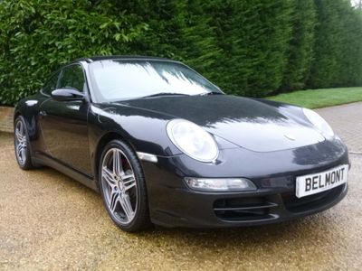 Porsche 911 Coupe 3.8 997 Carrera 4S AWD 2dr