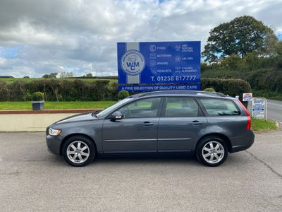 Volvo V50 Estate 1.6 ES 5dr