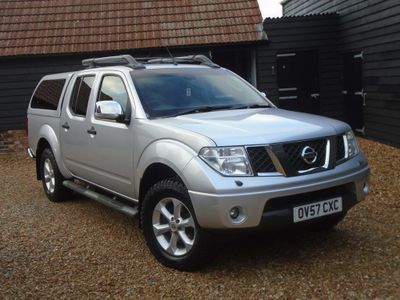 Nissan Navara Pickup 2.5 dCi Outlaw Double Cab Pickup 4dr
