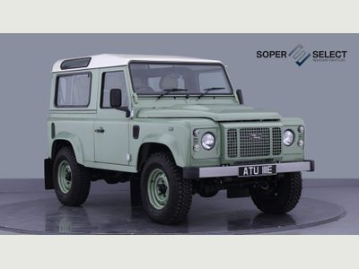 Land Rover Defender 90 SUV 2.2 TD Heritage Edition Station Wagon 3dr