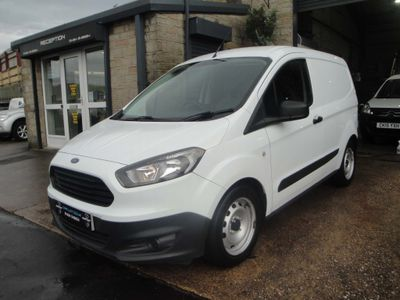Ford Transit Courier Panel Van 1.5 TDCi L1 4dr