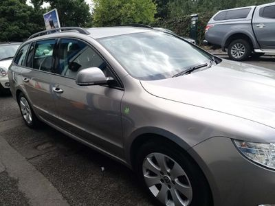 SKODA Superb Estate 1.6 TDI Greenline S 5dr