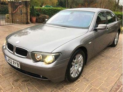 BMW 7 Series Saloon 3.6 735i SE 4dr