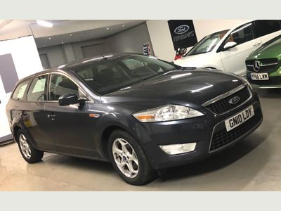 Ford Mondeo Estate 2.0 TD Zetec 5dr