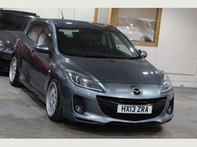 Mazda Mazda3 Hatchback 1.6d Venture 5dr