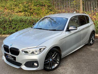 BMW 1 Series Hatchback 1.6 120i M Sport (s/s) 5dr