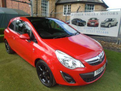 Vauxhall Corsa Hatchback 1.2 16V SXi 3dr