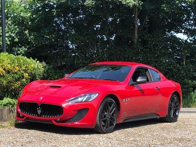 Maserati Granturismo Coupe 4.7 V8 Sport MC Shift 2dr EU5