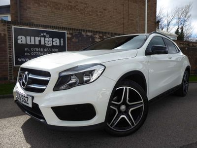 Mercedes-Benz GLA Class SUV 2.1 GLA200 CDI AMG Line 7G-DCT 5dr