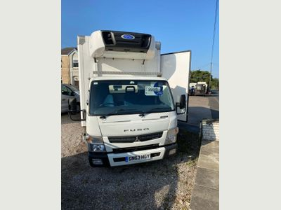 FUSO Canter Temperature Controlled 7C15 38