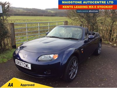 Mazda MX-5 Convertible 2.0 ICON LIMITED EDITION