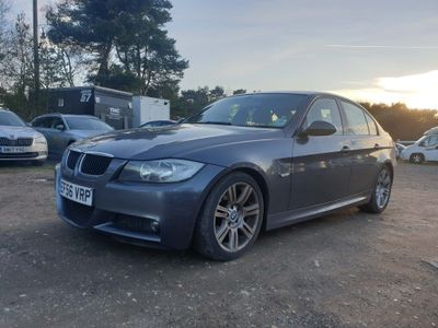 BMW 3 Series Saloon 2.0 320i M Sport 4dr