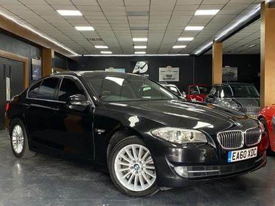 BMW 5 Series Saloon 3.0 535i SE 4dr