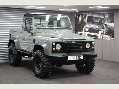 Land Rover Defender 90 Pickup 2.5 TD5 Pick-Up 2dr