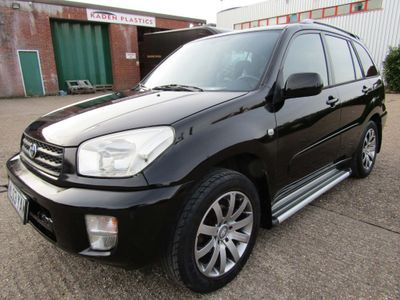 Toyota RAV4 Unlisted 1.8 VVT-i NV 5 DR MANUAL PETROL
