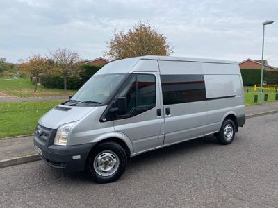 Ford Transit Specialist Vehicle 2.2 TDCi 350 Medium Roof Van RWD L 3dr (EU5, LWB)